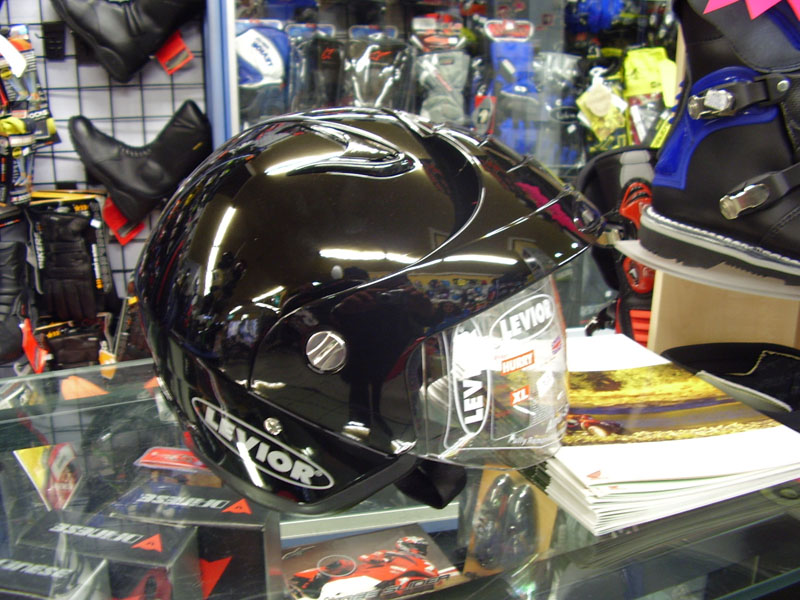 casco LEVIOR